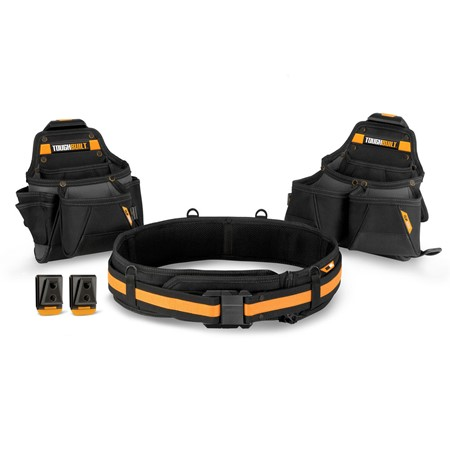 ToughBuilt® Tradesman Tool Belt